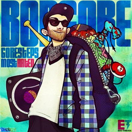 Borgore – Goresteps Most Hated
