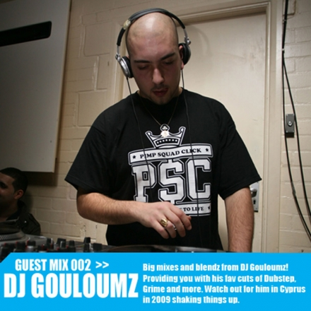 Guest Mix 2 – DJ Gouloumz