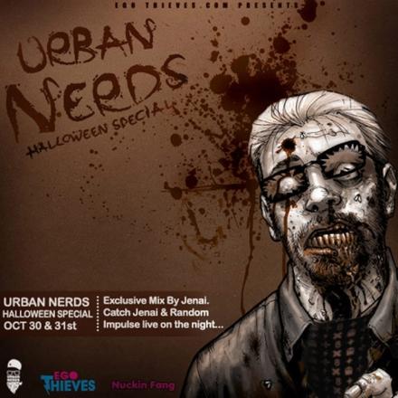 Urban Nerds – Halloween Special