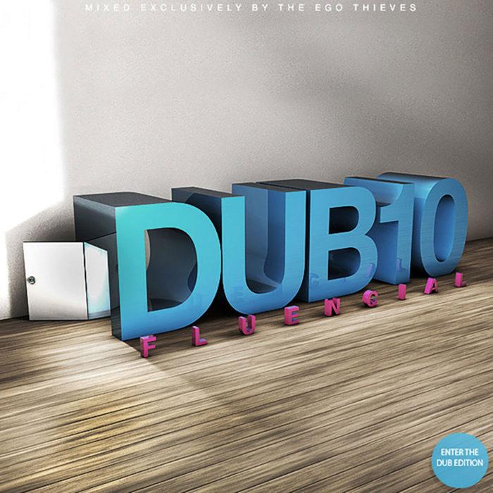 Dubfluencial-10-Mixed-By-Jenai-Cover