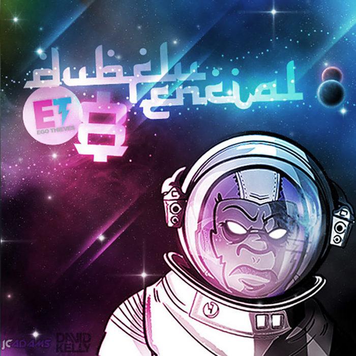 Dubfluencial-8-A-Planet-Explorer-Mixed-By-Jenai-Artwork
